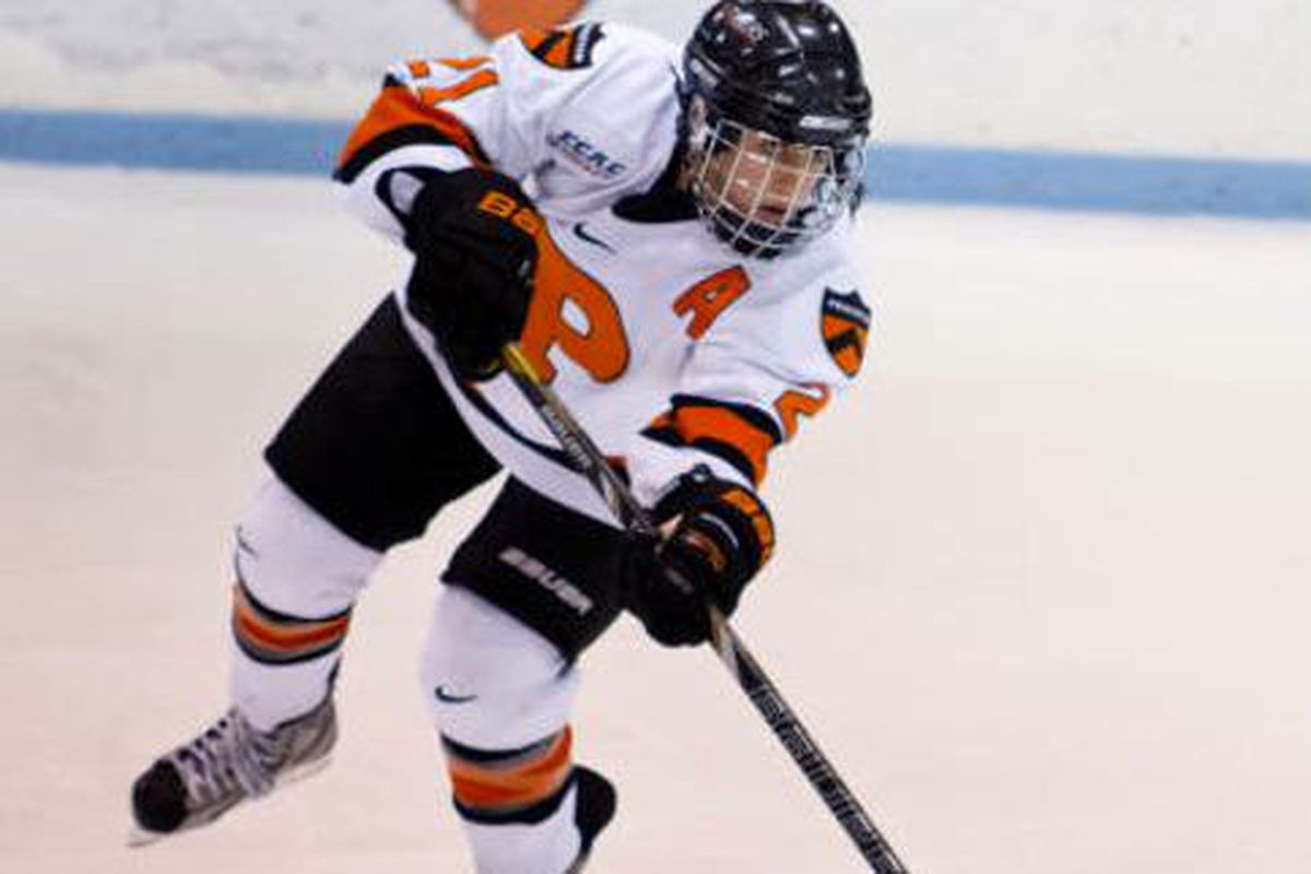 Figueroa was an alternate and co-captain with Princeton