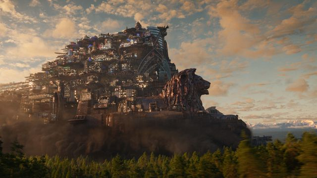 Lord of the Rings writer Philippa Boyens on changing the ending of Mortal Engines
