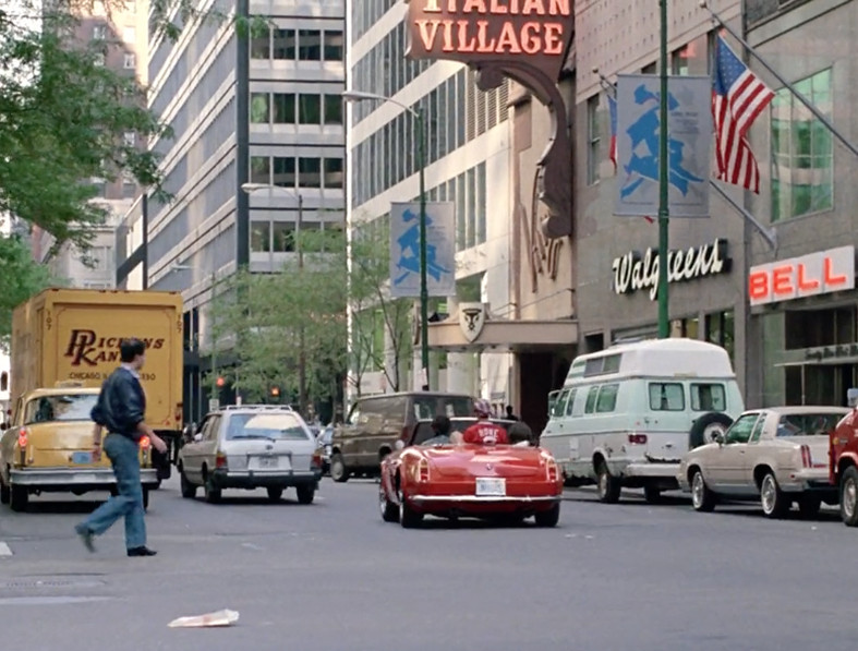 The ultimate map guide to 'Ferris Bueller's Day Off