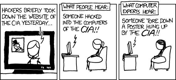 XKCD CIA Hack
