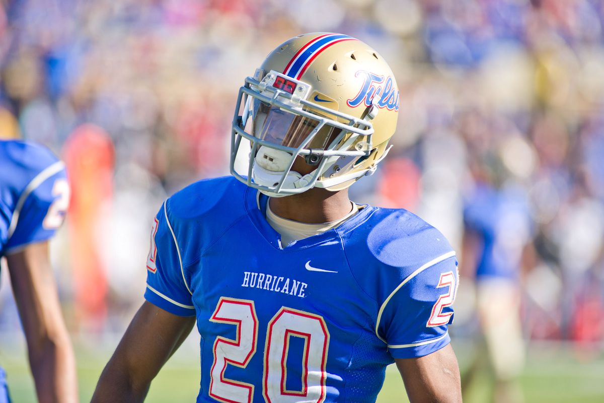 DeMarco Nelson wrapped up an outstanding career at Tulsa