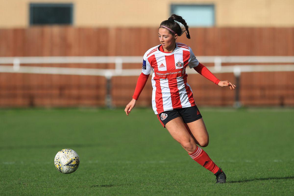 Sunderland Ladies v Birmingham City Women - SSE Women's FA Cup 5th Round