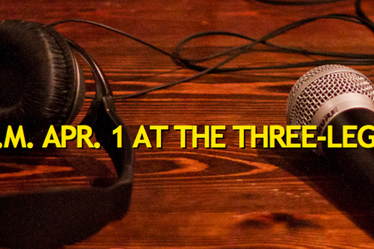 Podcast at the Three Legged Mare