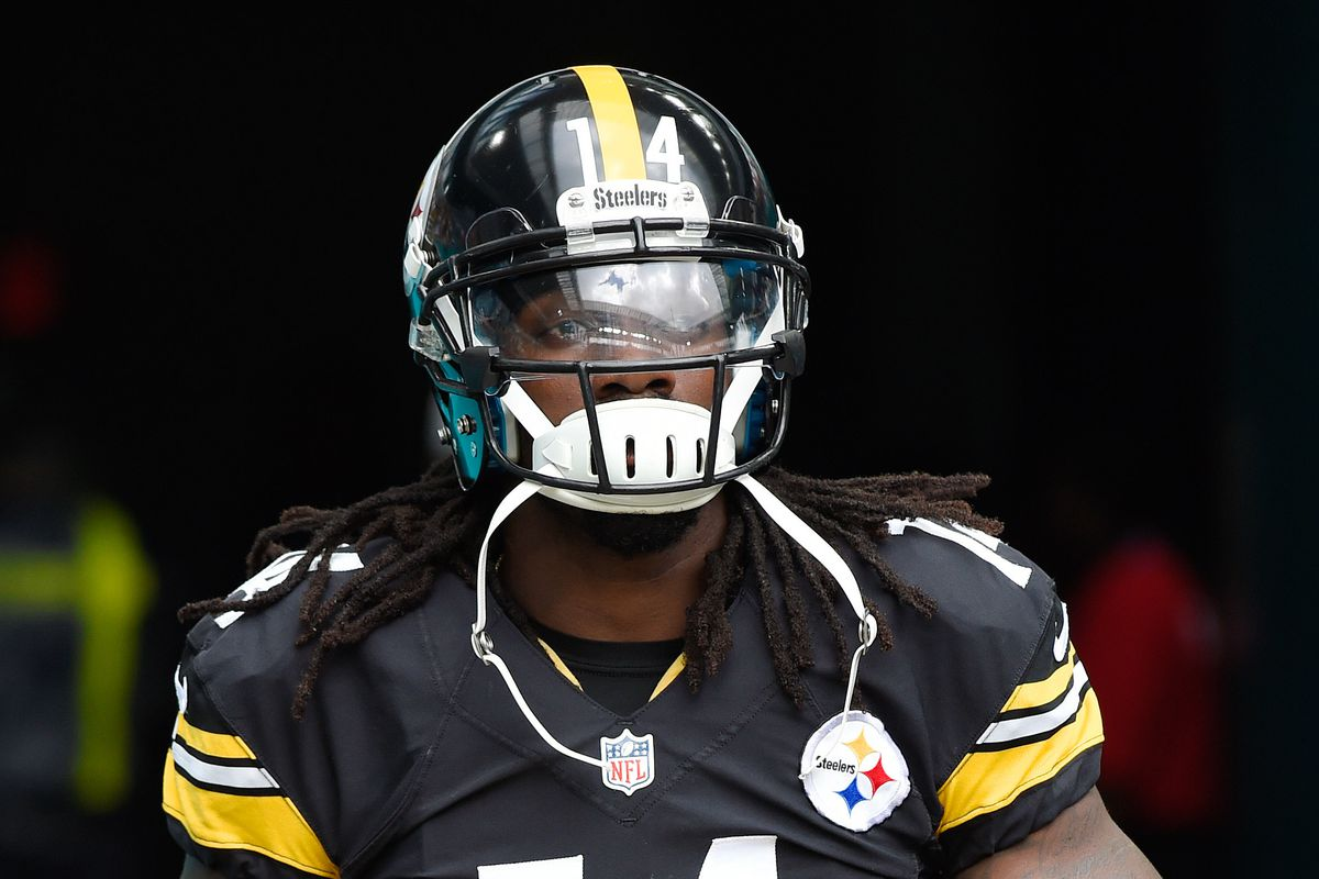 separation shoes ce1cd 88b38 Steelers WR Sammie Coates expects to miss weeks, not months ...