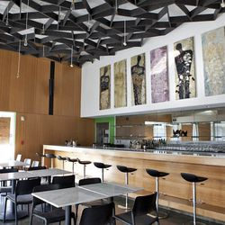 """Begin your afternoon with lunch at farm-to-table <a href=""""http://la.eater.com/archives/2012/12/10/muddy_leek_the_restaurant_opens_december_17.php"""">eatery</a> <a href=""""http://muddyleek.com/"""">Muddy Leek</a> (8631 Washington Blvd), one of our sister site's t"""