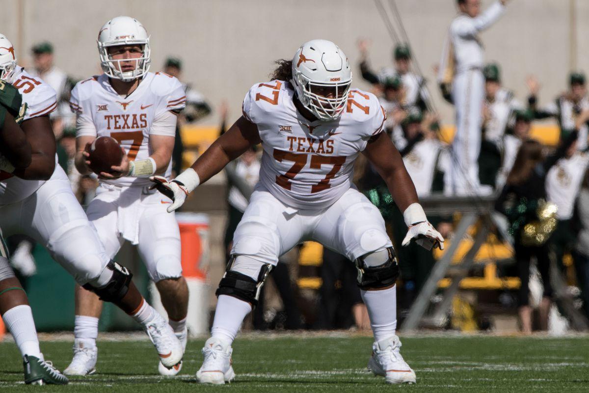 2019 NFL Draft: Texas LG Patrick Vahe scouting report