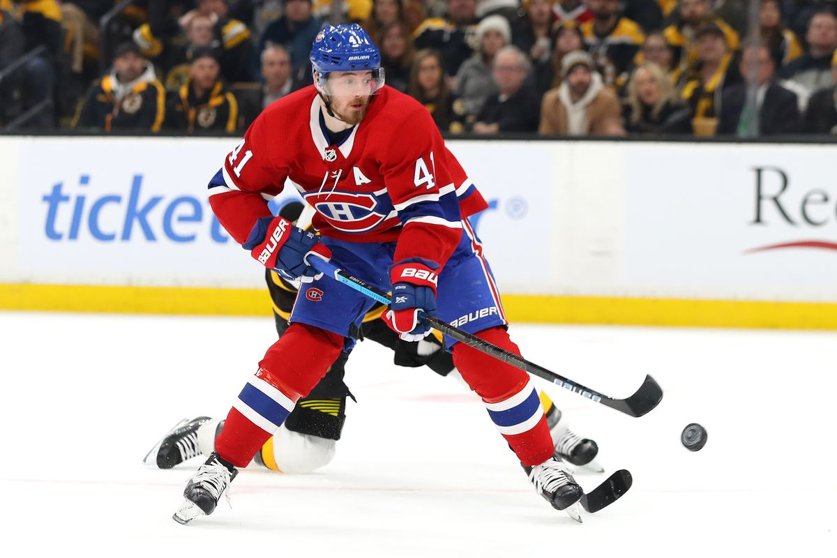 a619e57b6a8 Habs Headlines: Paul Byron's absence could hurt - Eyes On The Prize
