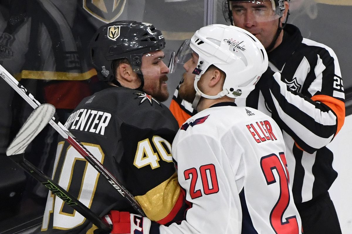 Wednesday Caps Clips  Capitals   Golden Knights Game 2 Game Day ... 02716e7d466