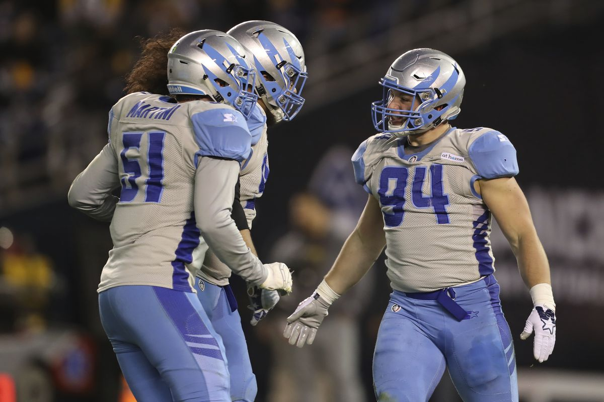 meet 35bad 6dba9 Salt Lake Stallions defenders focus on forcing more ...