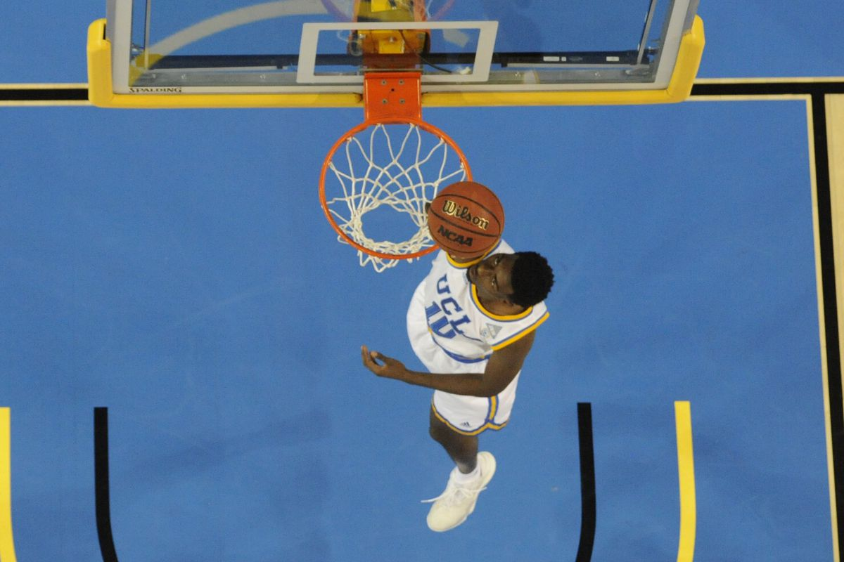 NCAA Basketball: Western Michigan at UCLA