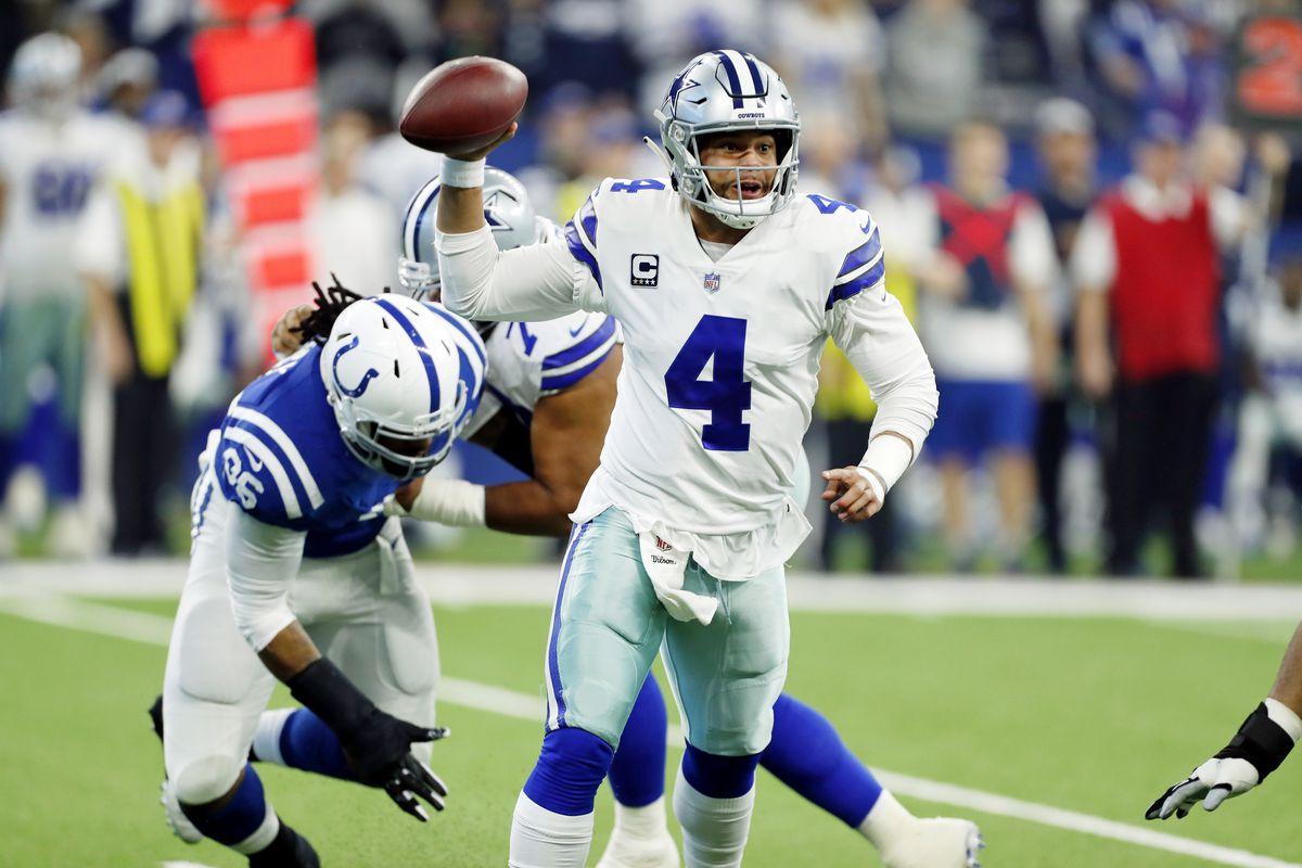 NFL: Dallas Cowboys at Indianapolis Colts