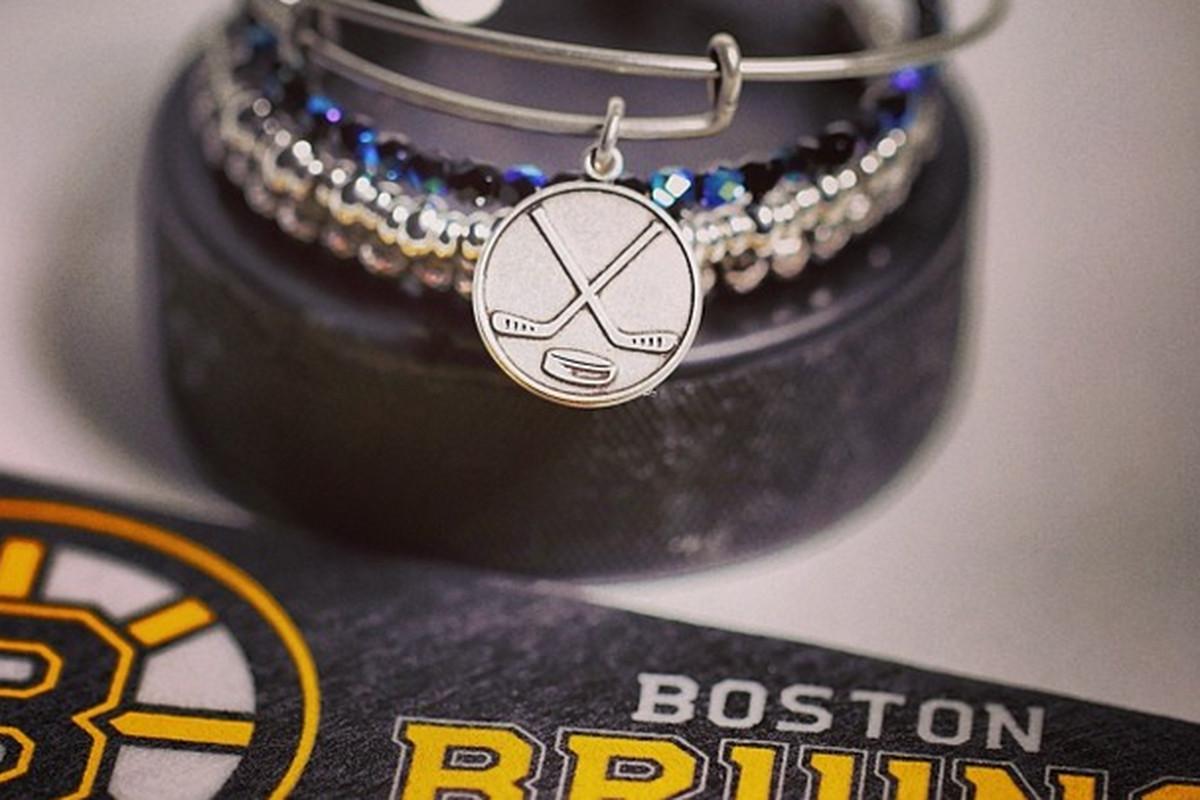 Alex and Ani's line of sports jewelry; Image via Alex and Ani