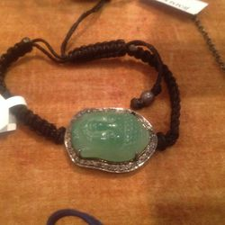 Jemma Sands semiprecious stone bracelet, $166