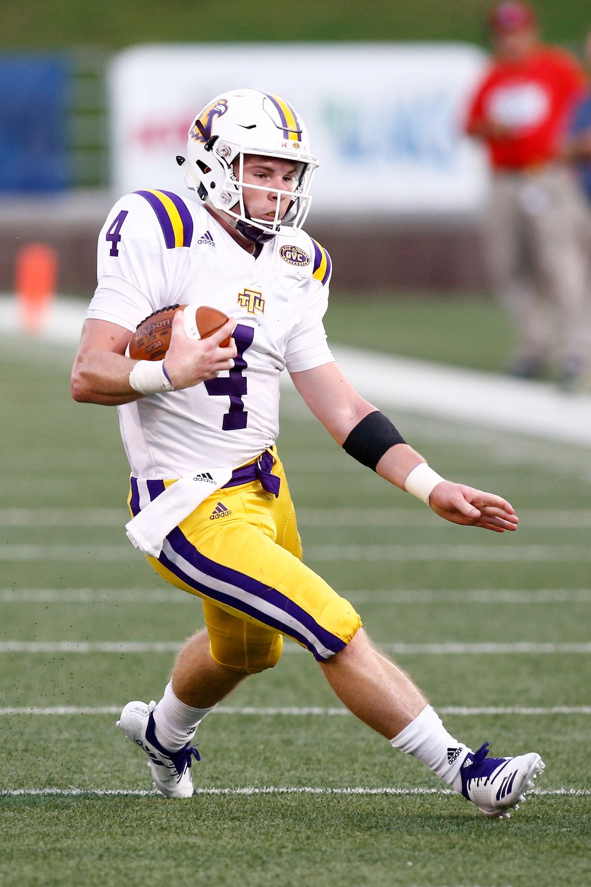 COLLEGE FOOTBALL: AUG 30 Tennessee Tech at Chattanooga