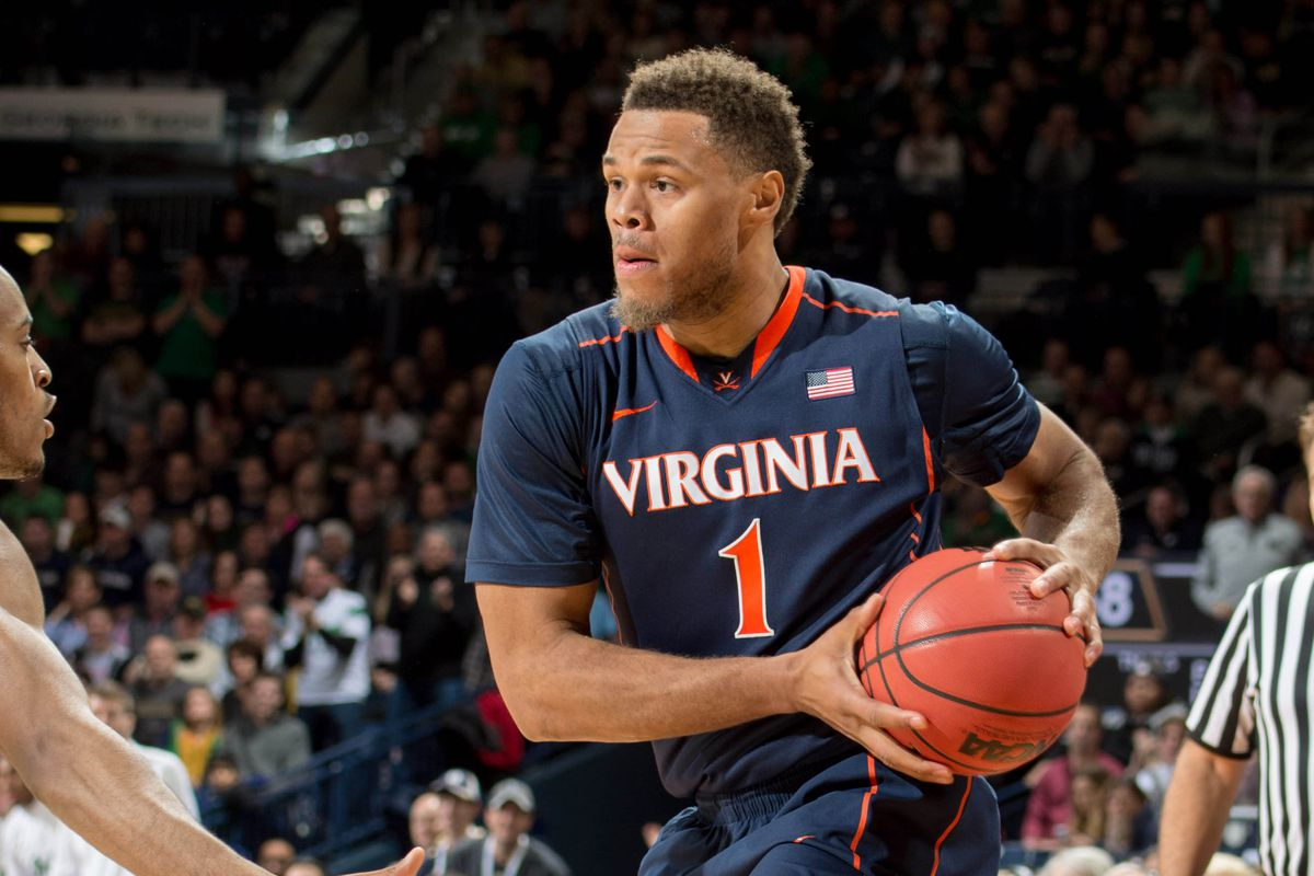 Justin Anderson and the Hoos return to JPJ to face Clemson.