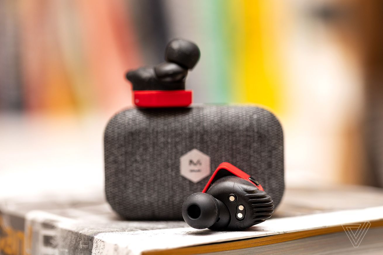 These great-sounding Master & Dynamic earbuds are  off at Best Buy