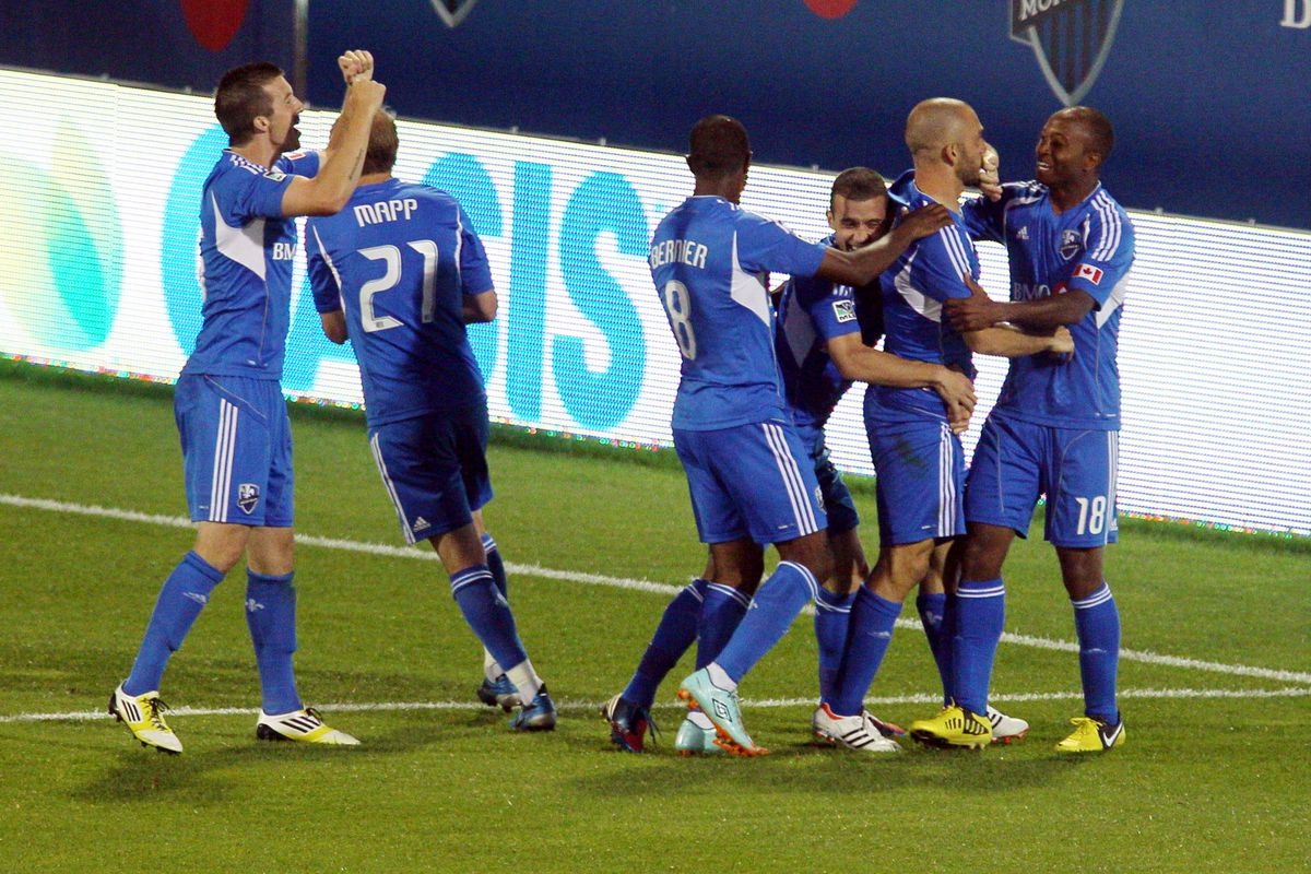 More of goal celebrations for the Montreal Impact are needed to stay in the playoff race. With Di Vaio back from Italy and Nesta settling in, The back-end and the front-end of the team are covered for the Impact.