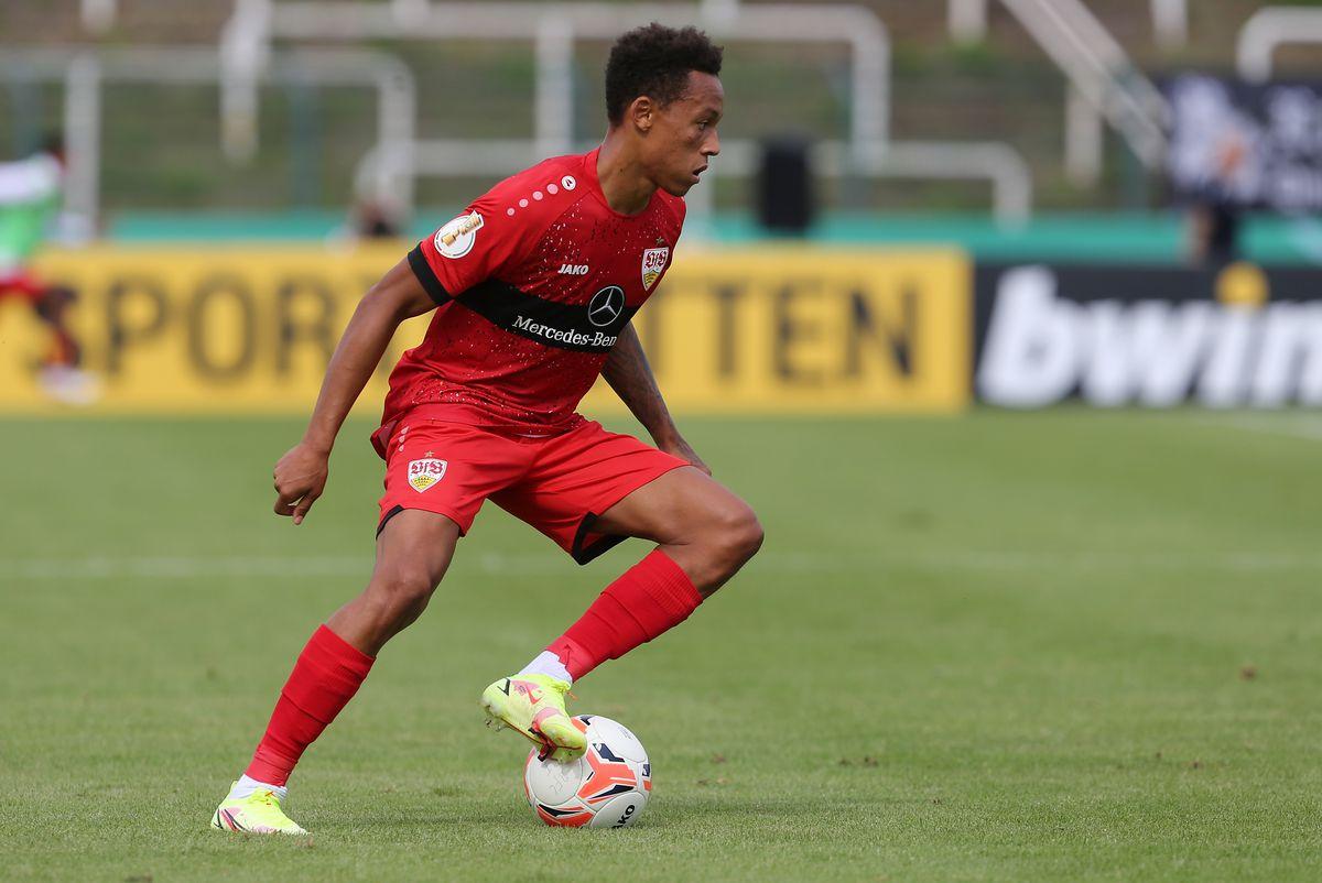 BFC Dynamo v VfB Stuttgart - DFB Cup: First Round