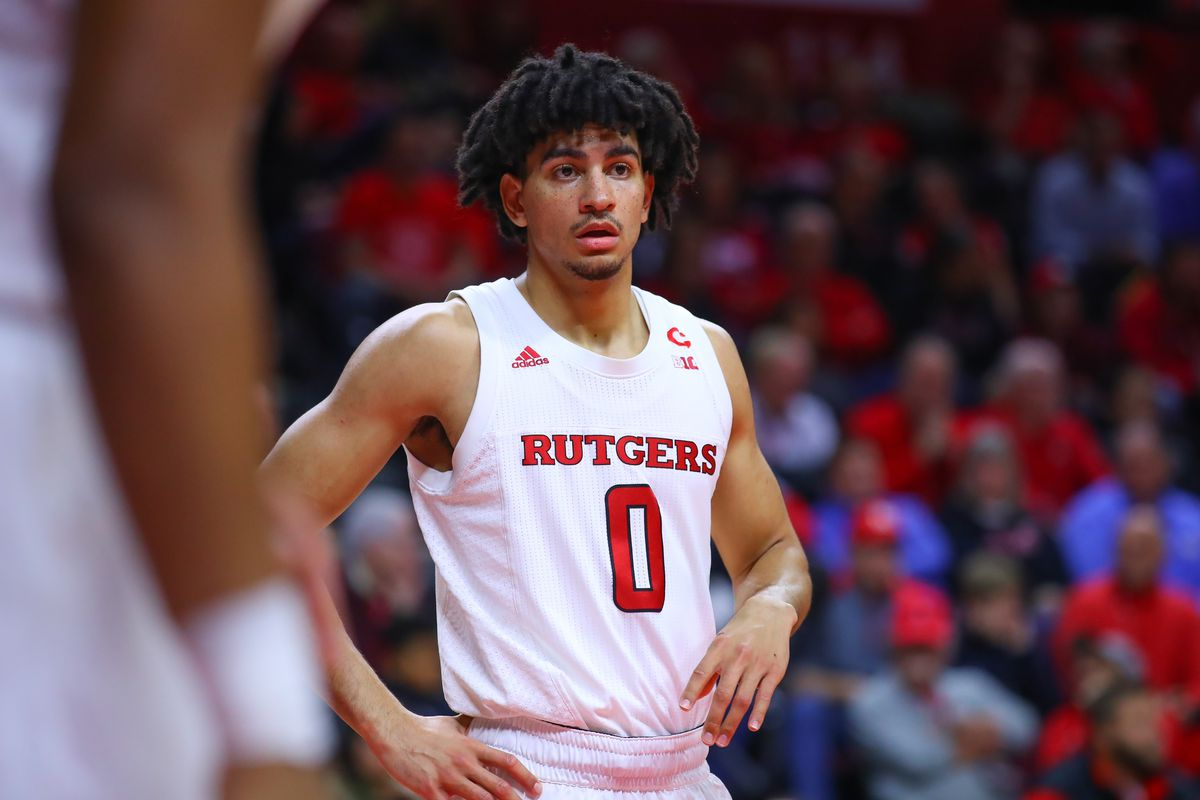 COLLEGE BASKETBALL: NOV 20 Stephen F Austin at Rutgers