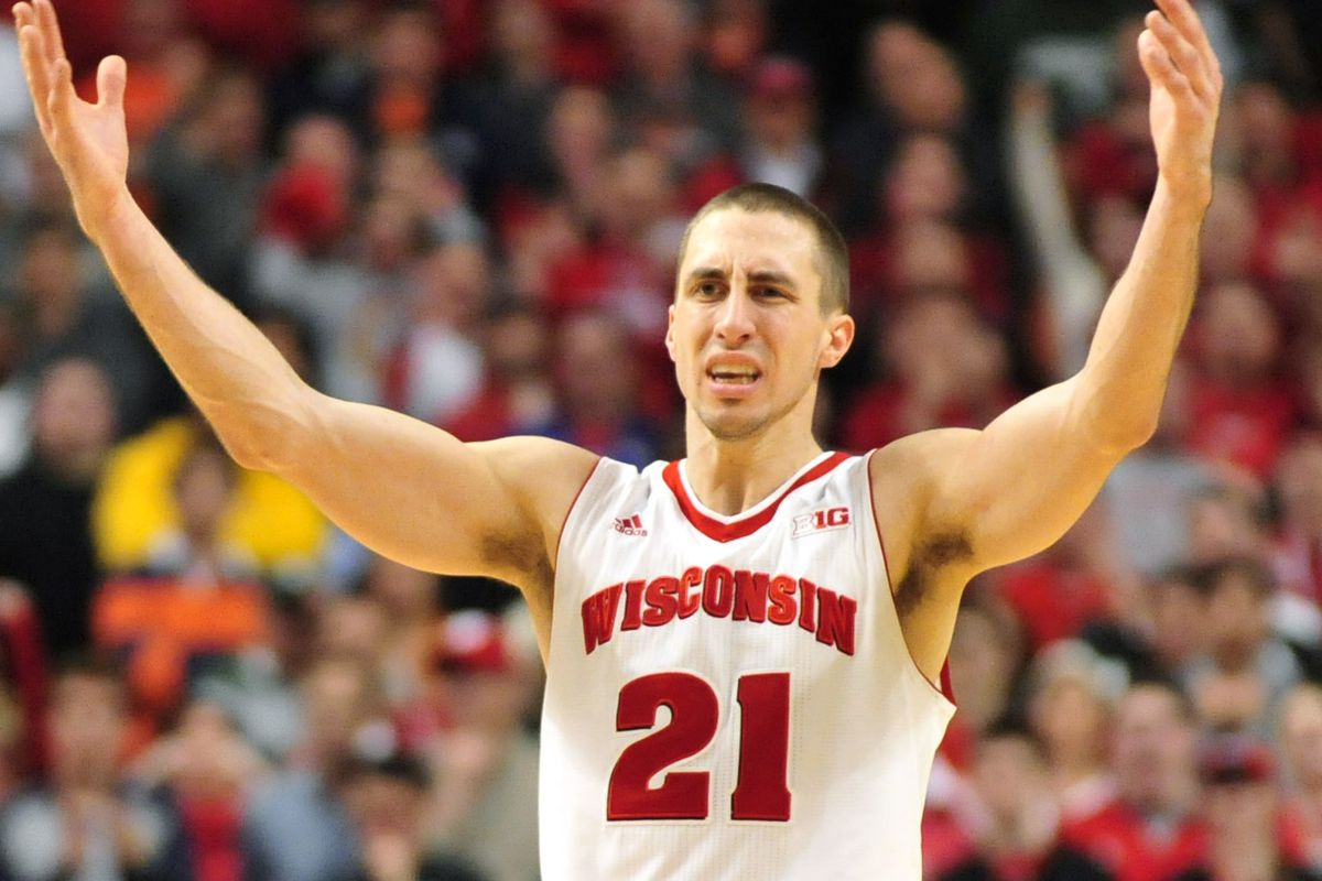 Josh Gasser is happy with his seed, are you?