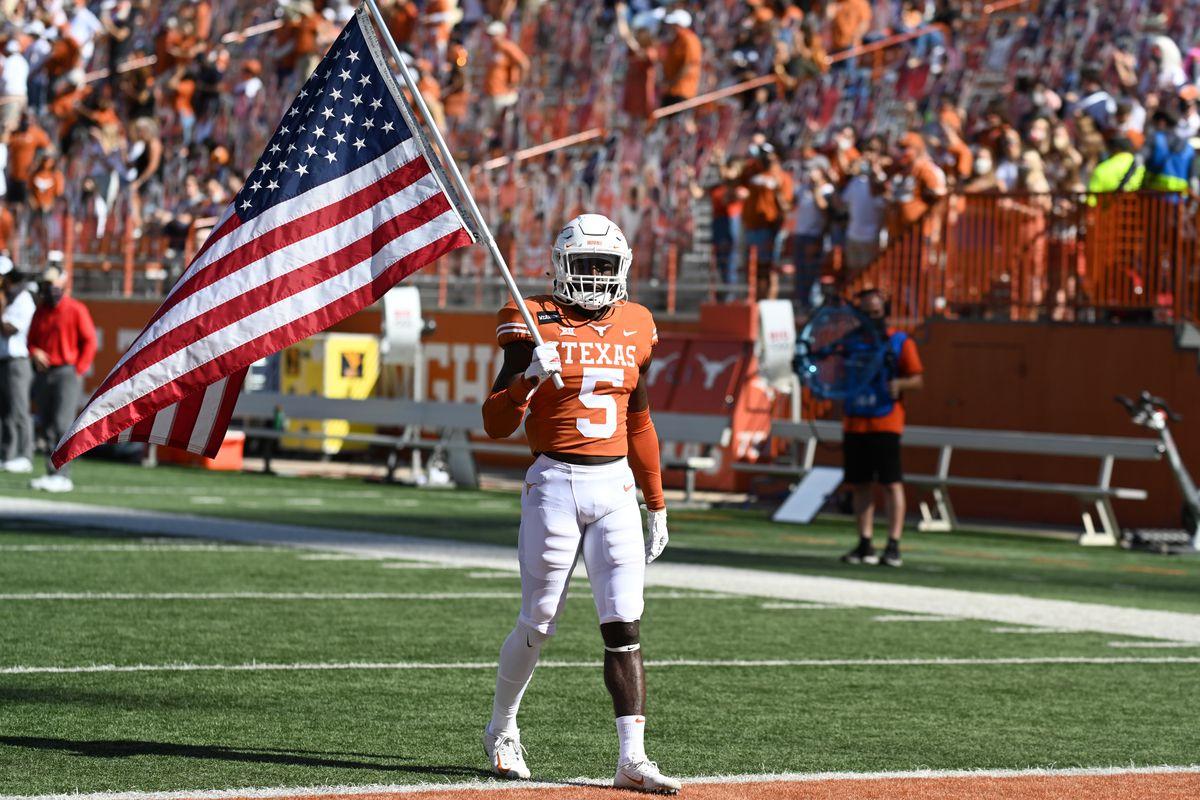 COLLEGE FOOTBALL: NOV 07 West Virginia at Texas