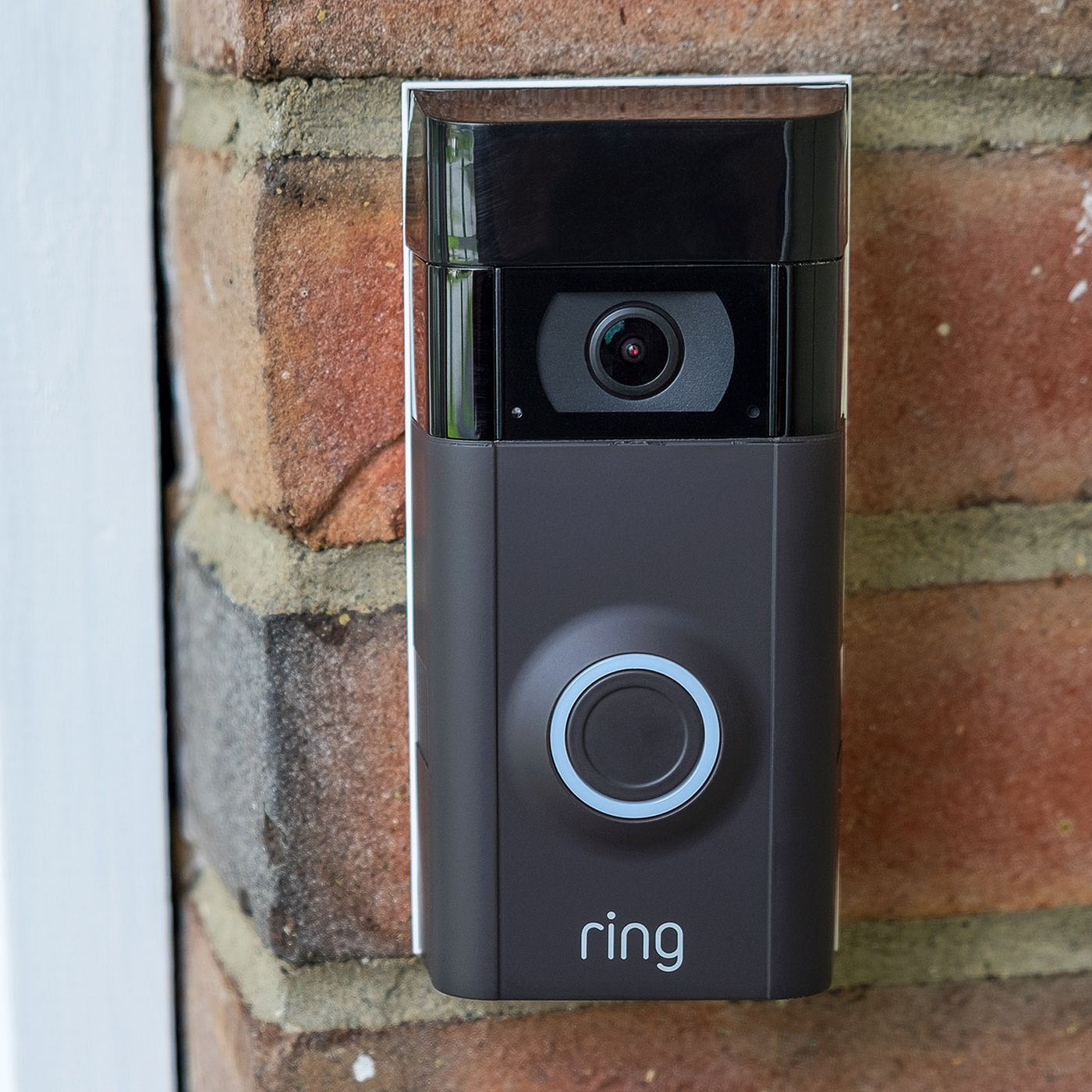 The Ring Video Doorbell 2 Is An Easy Way To Turn Your Doorbell Into A Security Camera The Verge