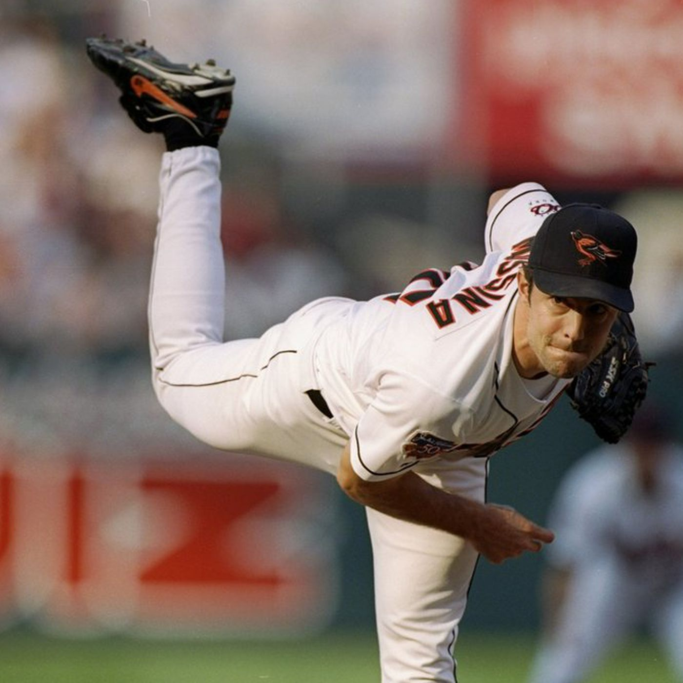 1fb4511d3 Orioles Top Ten All-Star Moments  7  Mike Mussina Gets Snubbed ...