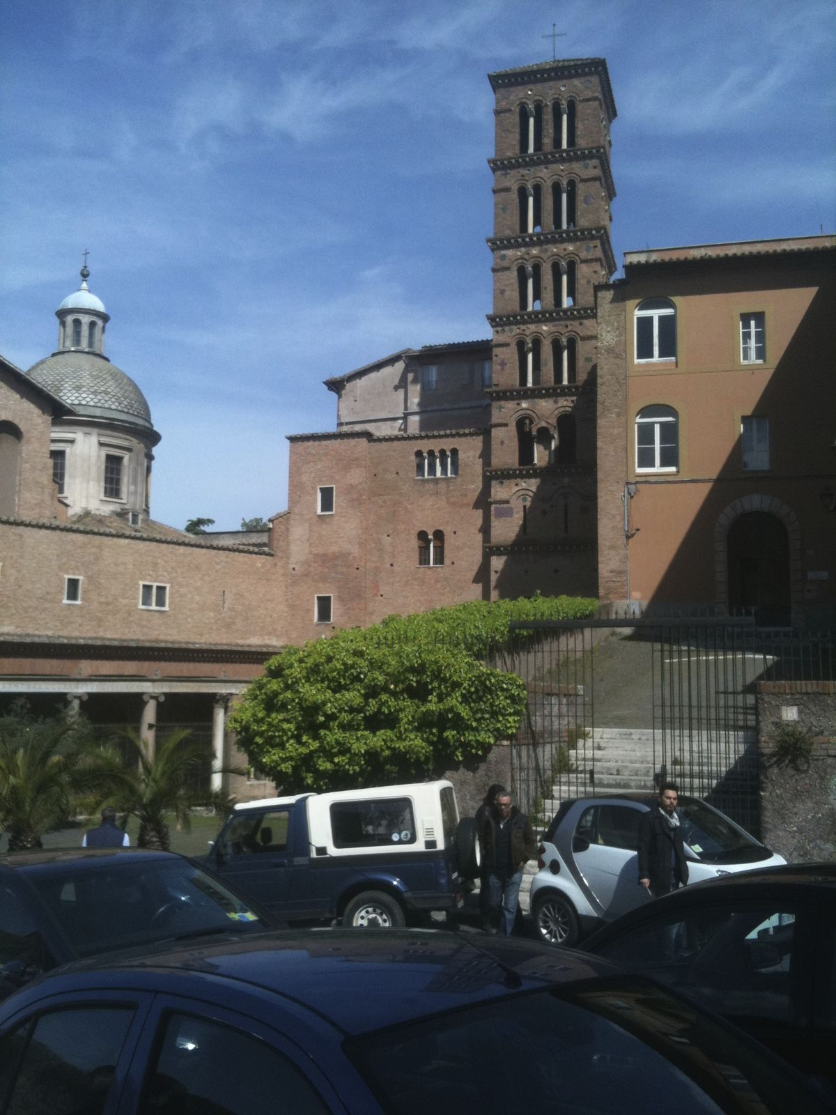 The monastery in Rome where the Rev. John Baptist Ormechea has been living ever since credible sex abuse allegations were made against him nearly 20 years ago dating from his time serving at Immaculate Conception parish on Chicago's Northwest Side.