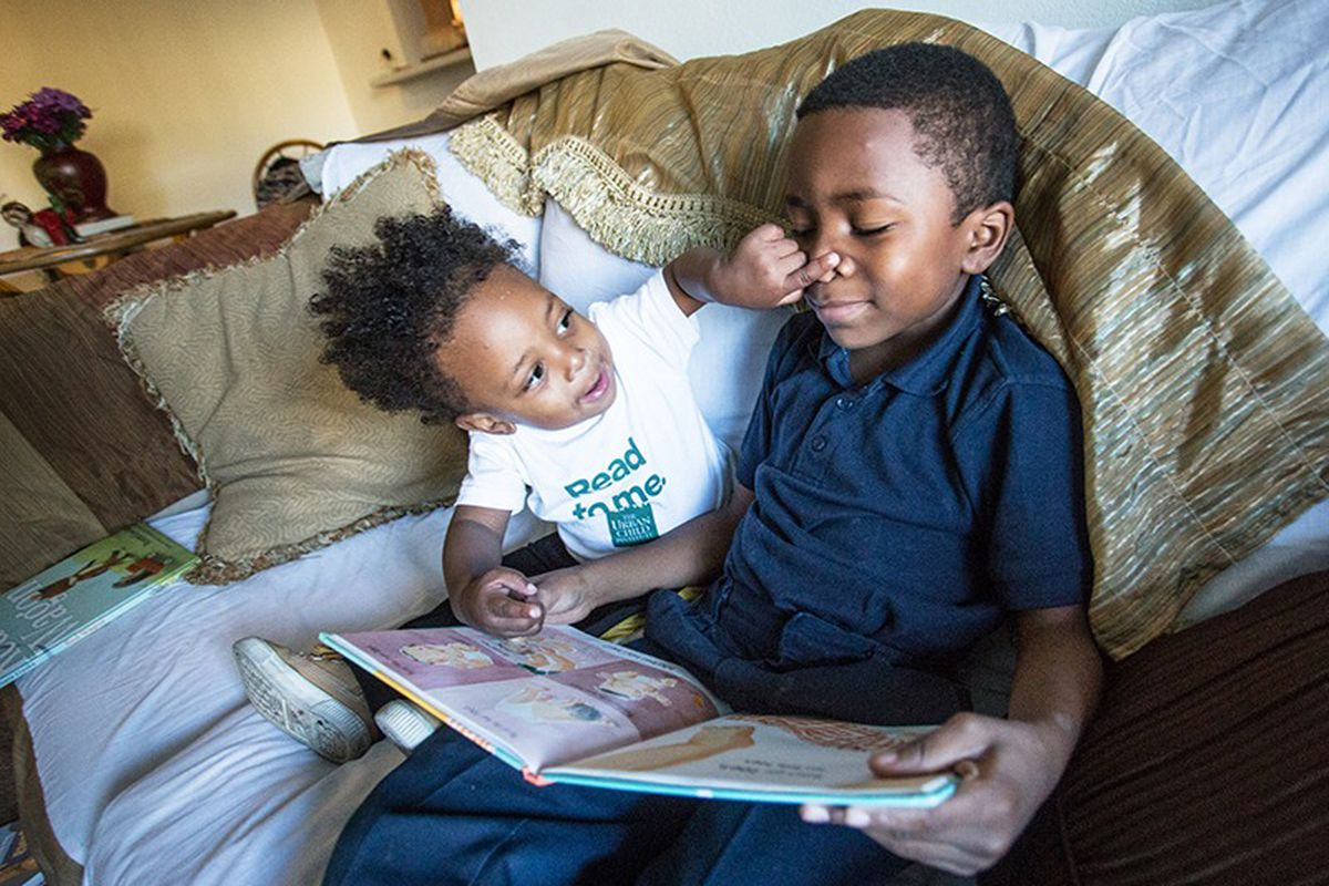 Since 2005, Books from Birth has distributed free books to children up to age 5 as the Shelby County affiliate of entertainer Dolly Parton's Imagination Library. The program will now be housed under Porter-Leath.