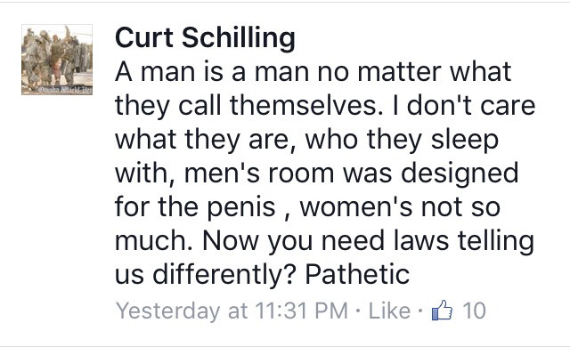 Schilling trans post