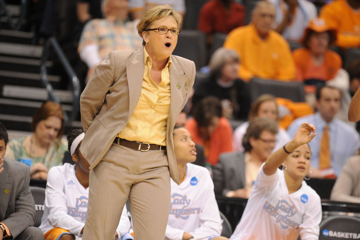 Holly Warlick will have a chance to get to her first Final Four as the head coach of the Tennessee Lady Volunteers.