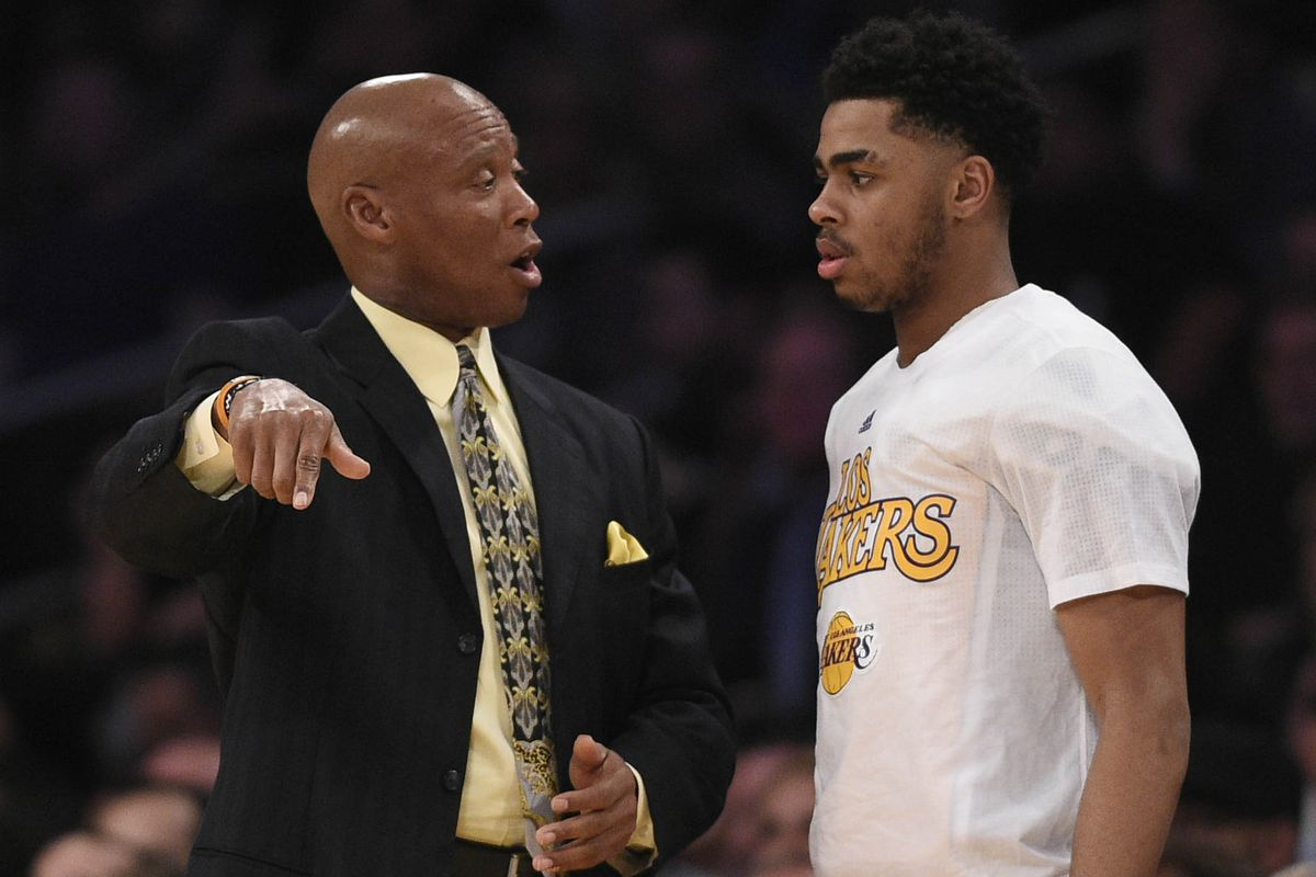 Please Lakers fans don t credit Byron Scott with the kids