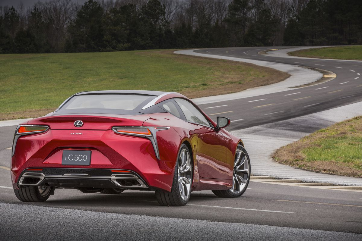 נפלאות With the LC 500, it's time to show Lexus some respect - The Verge HY-75