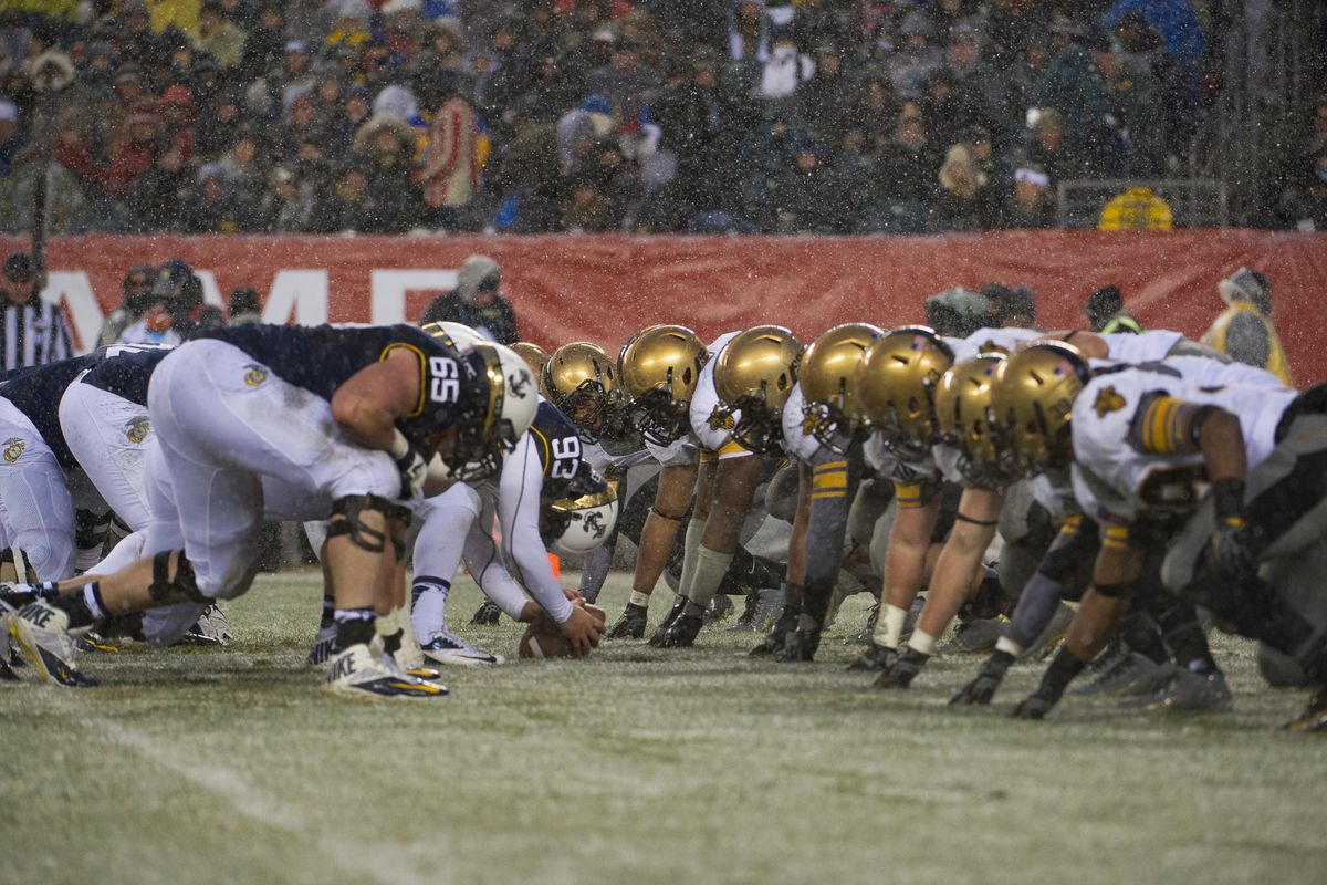 Both defenses will have their hands full as they look to contain the explosive offenses of Army and Navy.