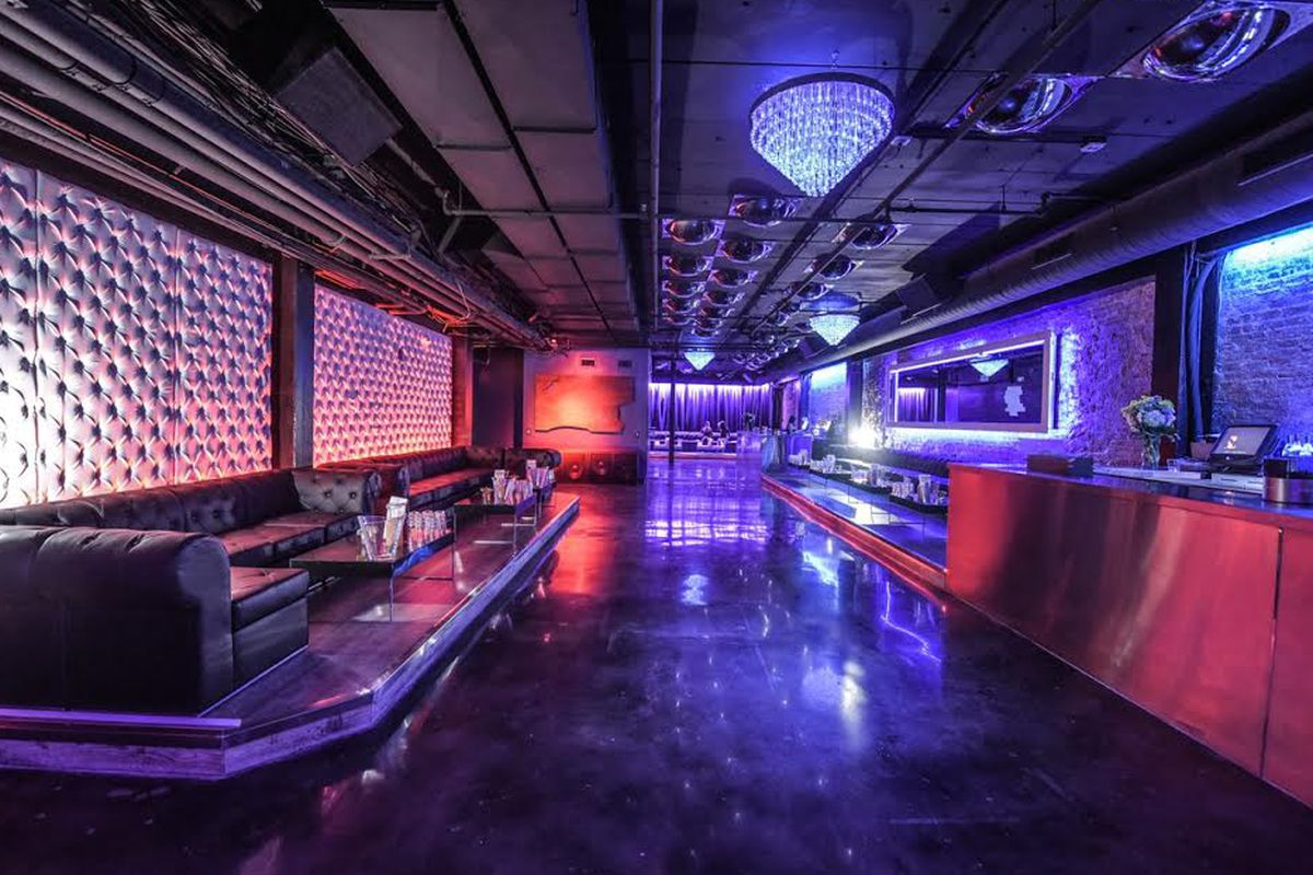 Go Clubbing At Upscale Lounge L8 Starting Tonight Eater Dc