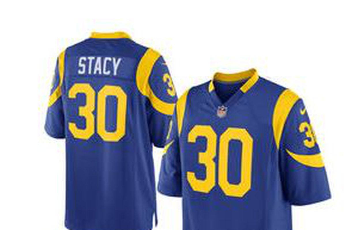 official photos a853d 7ffc8 LA Rams Throwback Store Has No LA Rams Throwback Gear - Turf ...