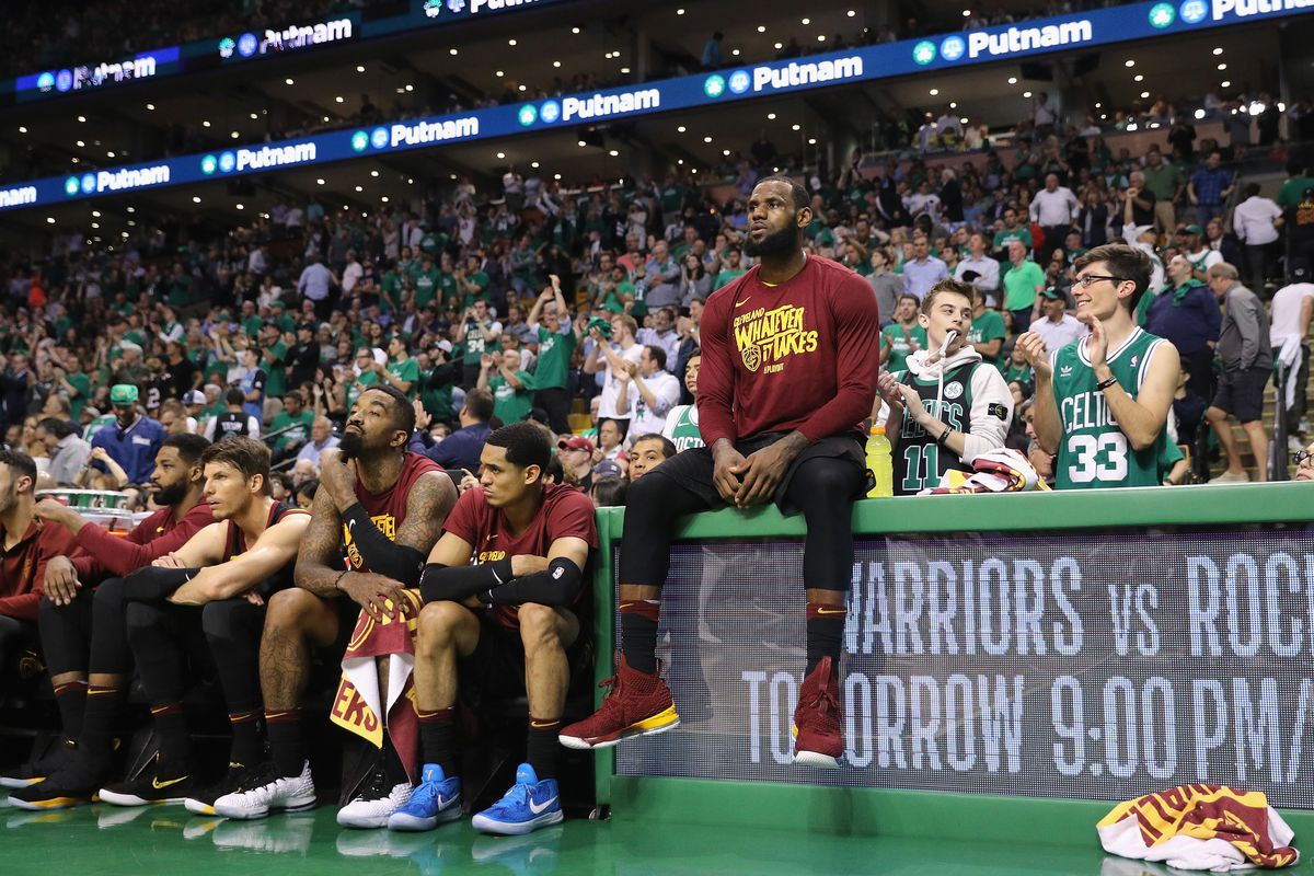 NBA Playoffs: LeBron James and the Cavs take on the Celtics in Game 6 - Golden State Of Mind