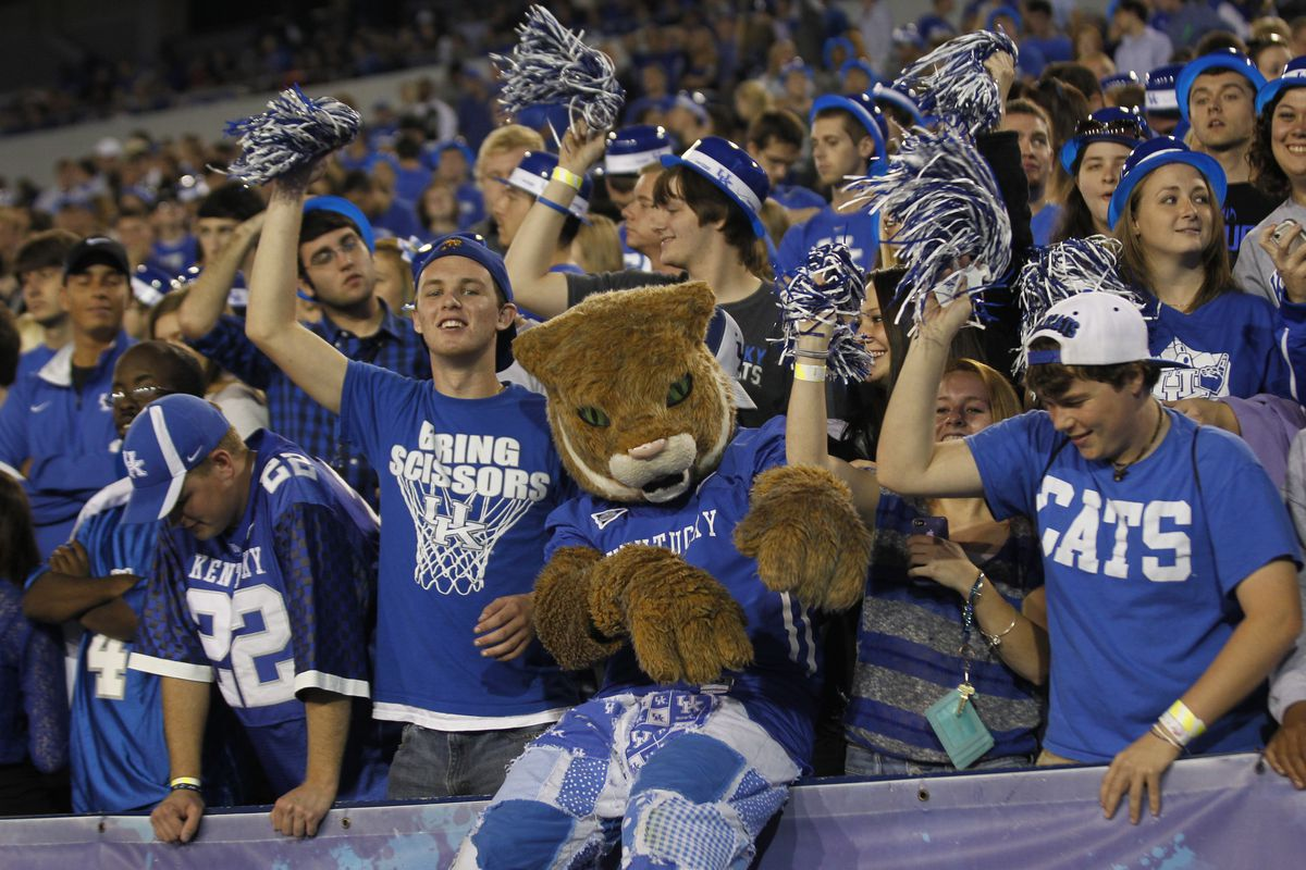 Wildcats fans will be out in force for the first basketball exhibition of the season.
