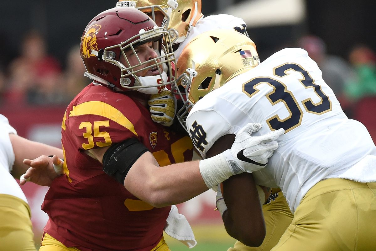 6fd95fe89a8b USC football 2017 Position Preview (Linebackers) - Conquest Chronicles