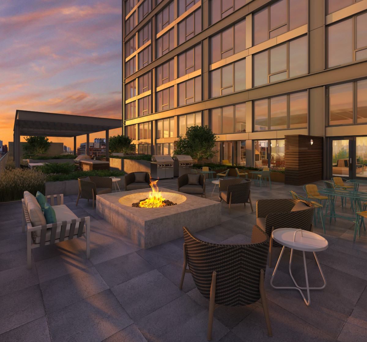 The Loop Apartments: A Closer Look At The West Loop's Upcoming 'Landmark