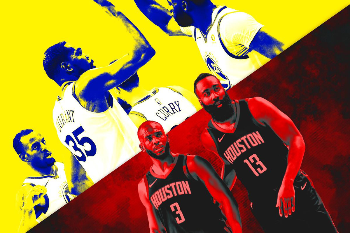 Houston's Risk-Management Basketball Didn't Work Against the Warriors