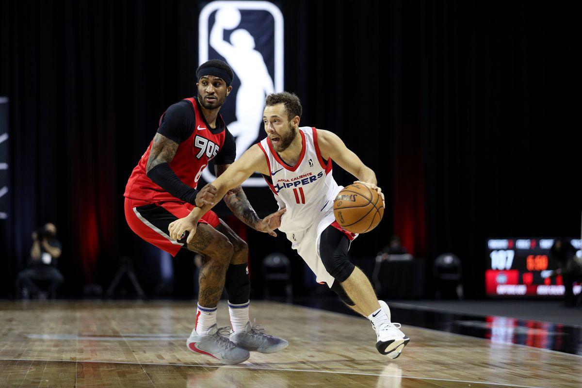 Agua Caliente Clippers v Raptors 905