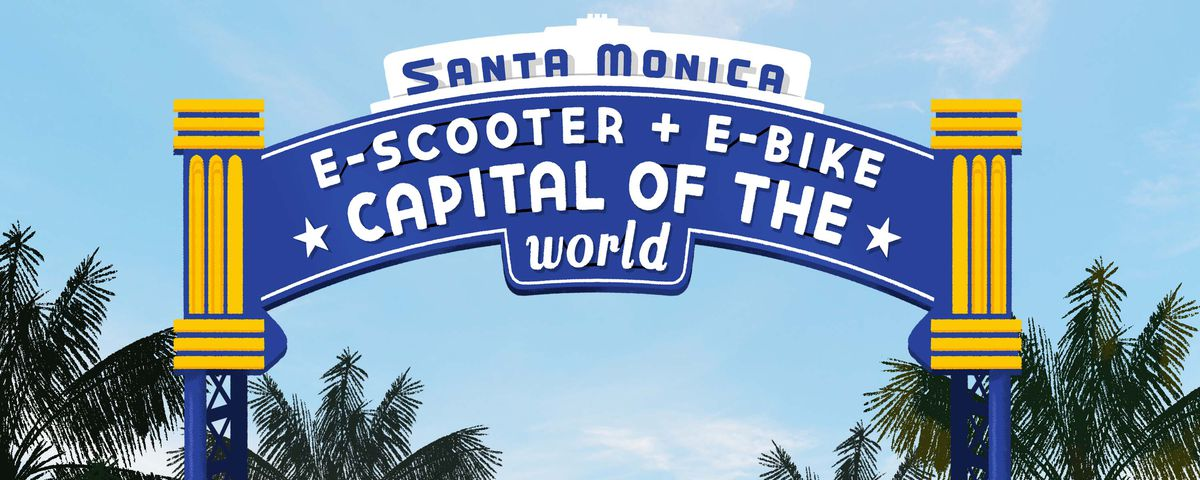 Santa Monica Scooter City Curbed