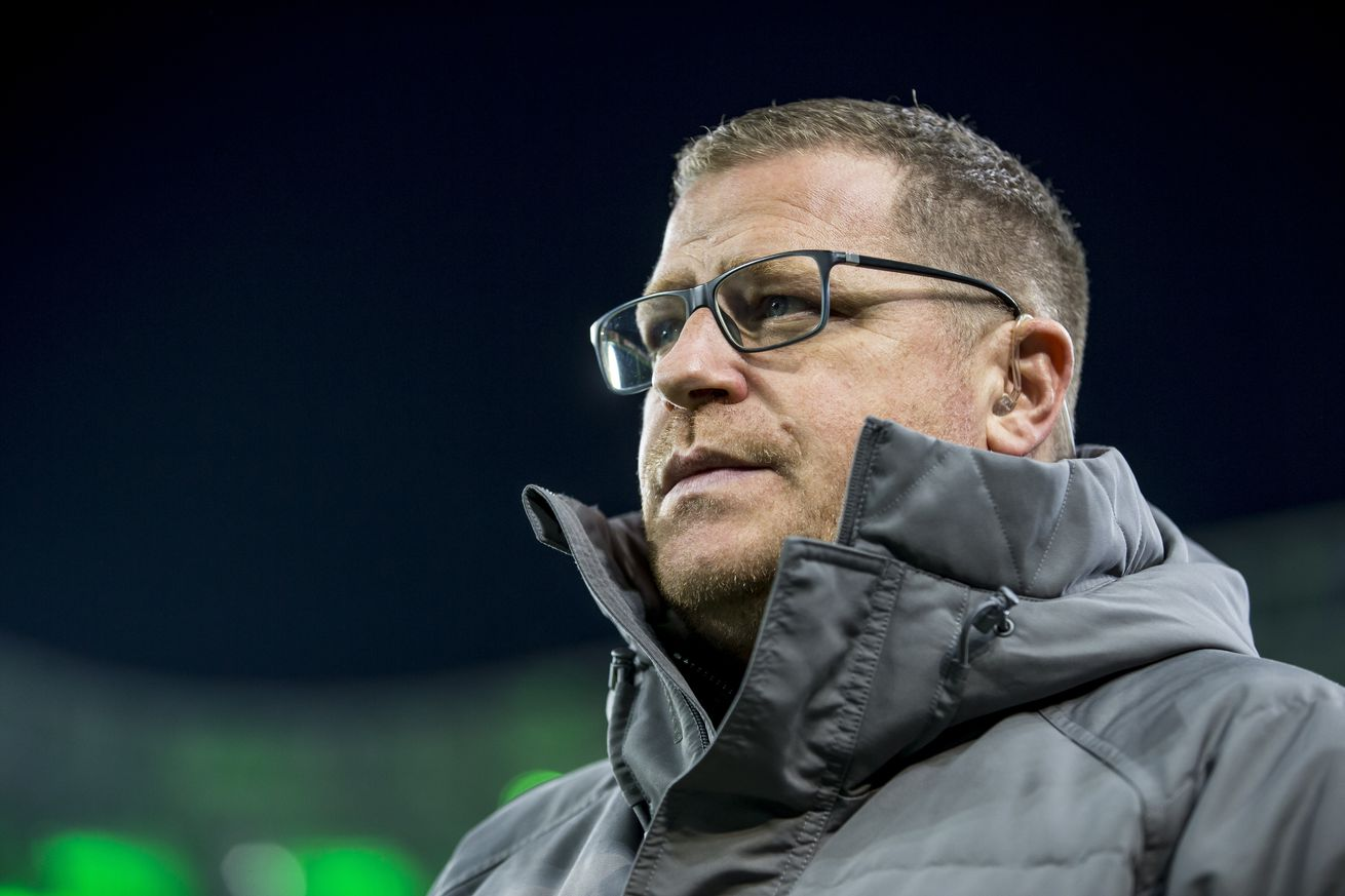 Gladbach?s sporting director Max Eberl talks Uli Hoeness? retirement, Michael Cuisance and more