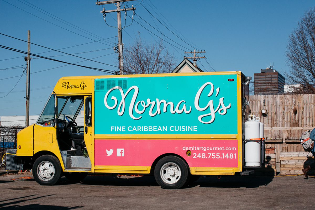 Norma G 's is among this year's Hatch Detroit semifinalists.