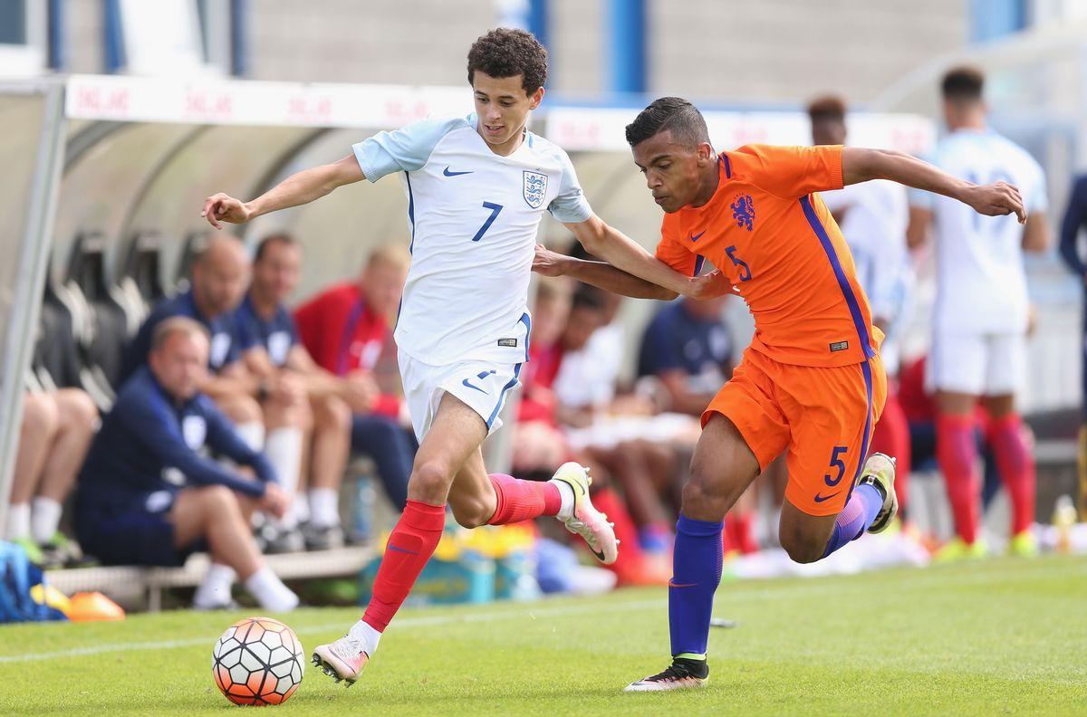 England U19 v Netherlands U19 - International Friendly