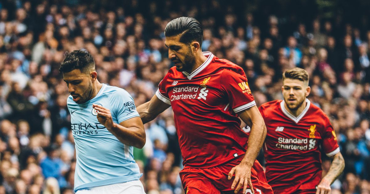 Liverpool Vs Manchester City Preview Team News And