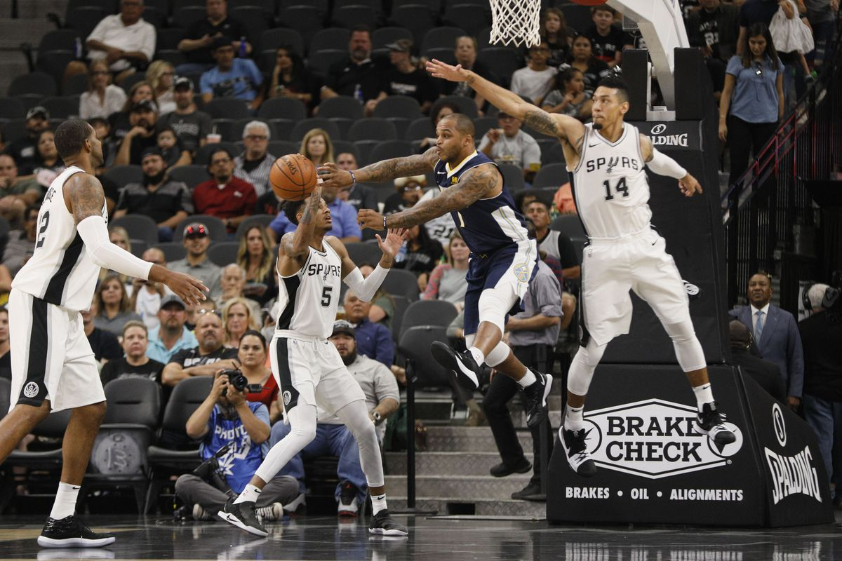 The San Antonio Spurs Hack A Someone And Win Prevention