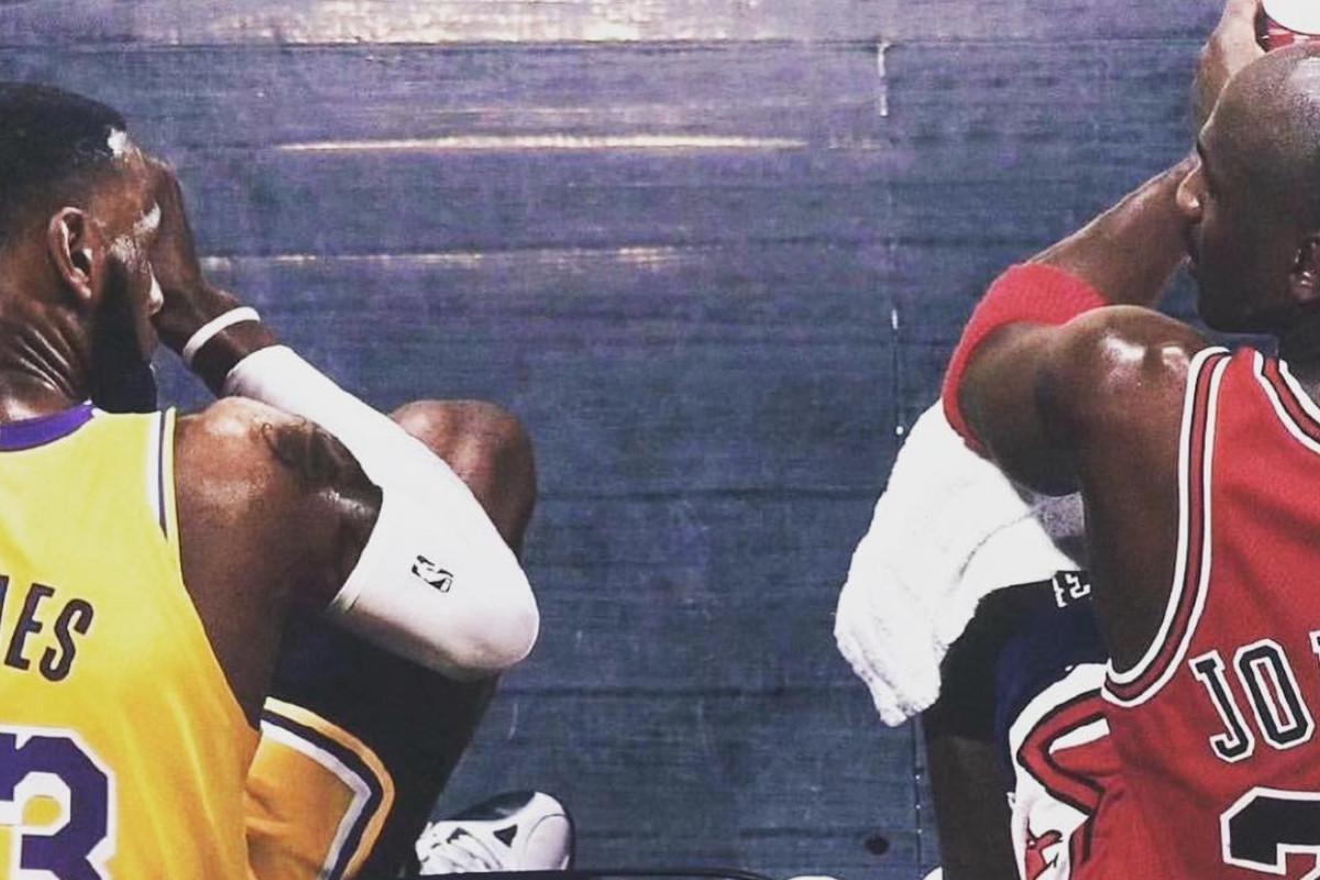 Lebron James Beats Michael Jordan S Record On All Time Scoring List Revolt