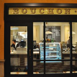 The upstairs location of Bouchon Bakery.